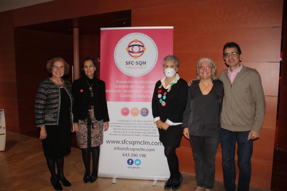 El Gobierno regional muestra su apoyo al movimiento asociativo para mejorar de la calidad de vida de los pacientes con enfermedades raras