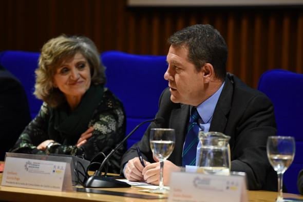 Inauguración de el seminario anual de la Red Europea de Lucha contra la Pobreza y la Exclusión Social en el Estado Español