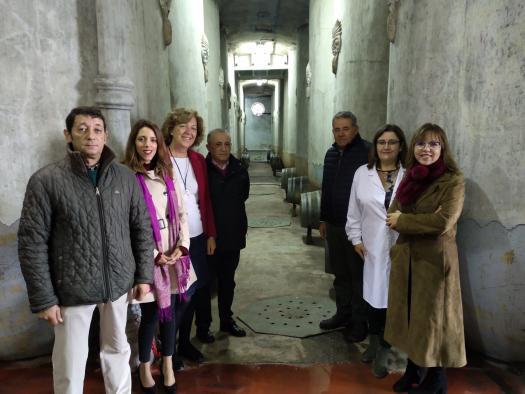 El Gobierno regional contribuye a la implantación de mejoras en la Cooperativa Nuestra Señora de la Paz y Agropecuaria de Frutos Secos  con una inversión de más de 453.000 euros