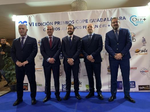 El Gobierno de Castilla-La Mancha destaca la labor de los medios de comunicación en pro de una sociedad libre y democrática