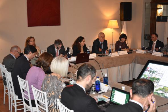 El Gobierno regional resalta la importancia que el eje transversal sobre despoblamiento tiene en el Programa Operativo FEDER 2014-2020 de Castilla-La Mancha