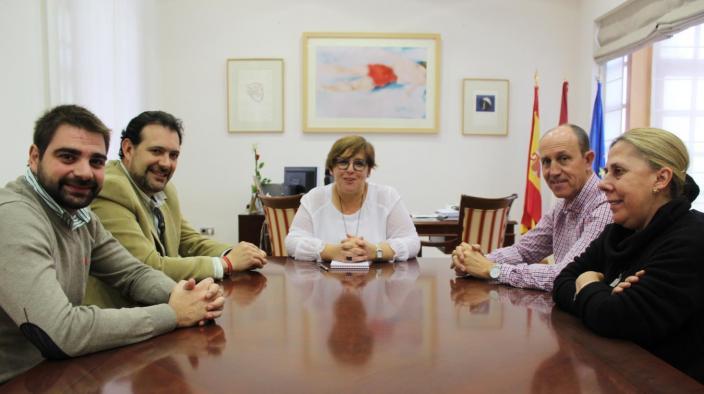 El Gobierno de Castilla-La Mancha colabora con la Semana Santa de Ciudad Real subvencionando la adquisición de la talla de Jesús Resucitado