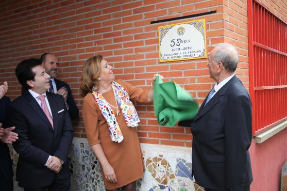 CECD 50 ANIVERSARIO LOS NAVALMORALES