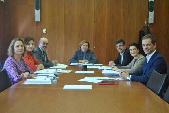 El Gobierno de Castilla-La Mancha destaca que el desarrollo del nuevo campus de Guadalajara sigue con paso firme