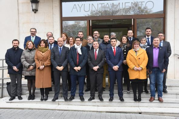 Consejo de Gobierno itinerante en Campo de Criptana (II)