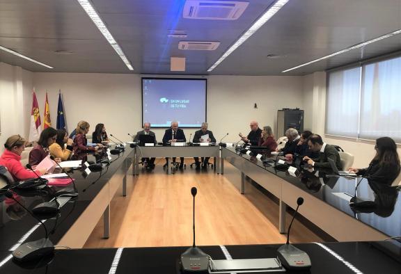 Los Encuentros de Archiveros de Administración Local llevarán el nombre del archivero del Ayuntamiento de Guadalajara fallecido recientemente, Javier Barbadillo Alonso