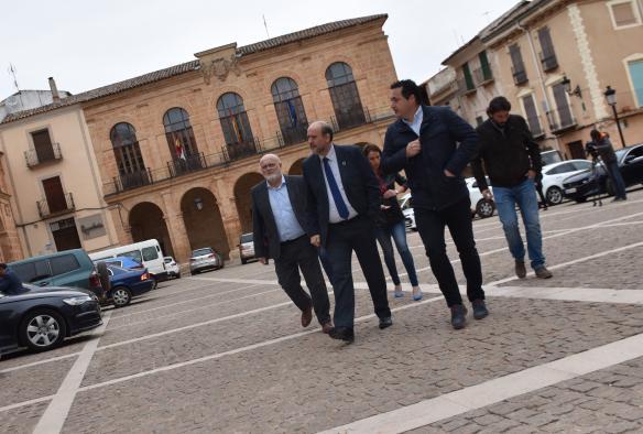 El Gobierno de Castilla-La Mancha sacará a principios de año nuevas convocatorias de Expresiones de Interés por más de 70 millones de euros