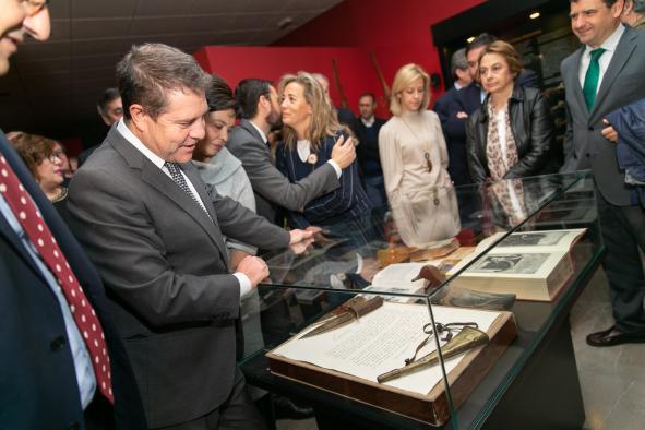 Inauguración de la exposición; 'La caza: un desafío en evolución' N'