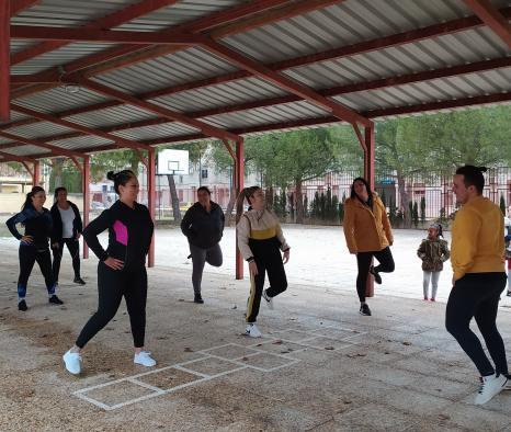 La Gerencia de Ciudad Real desarrolla un proyecto de participación ciudadana formando a mujeres como promotoras de salud