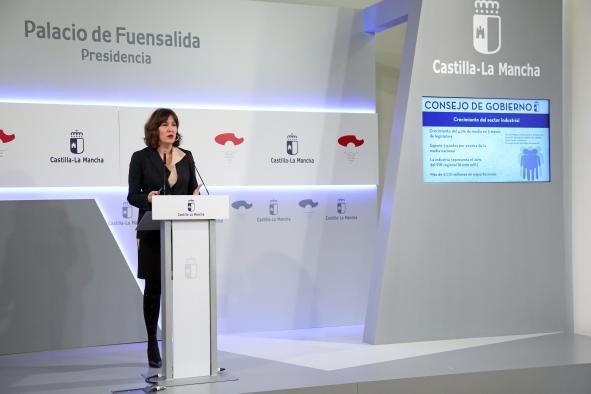 Rueda de prensa del Consejo de Gobierno (15 ENERO) (II)
