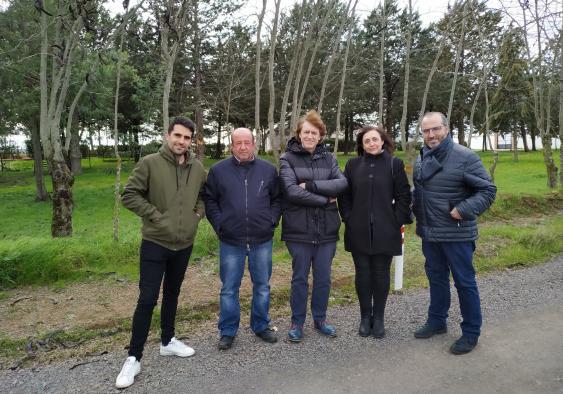 Cuatro desempleados de Saceruela disfrutarán de un contrato de trabajo gracias a los planes de empleo financiados por el Gobierno regional