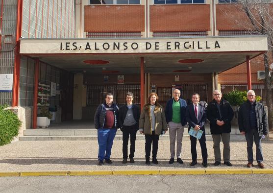 El Gobierno regional ha invertido en los últimos dos años más de 211.600 euros en mejorar y ampliar los centros educativos de Ocaña