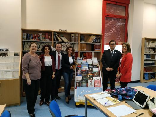 El Gobierno de Castilla-La Mancha ha destinado cerca de 333.000 euros en la convocatoria de ayudas 2019 destinadas a las bibliotecas públicas municipales de la provincia