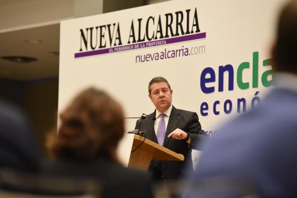 Desayuno informativo 'Nueva Alcarria'