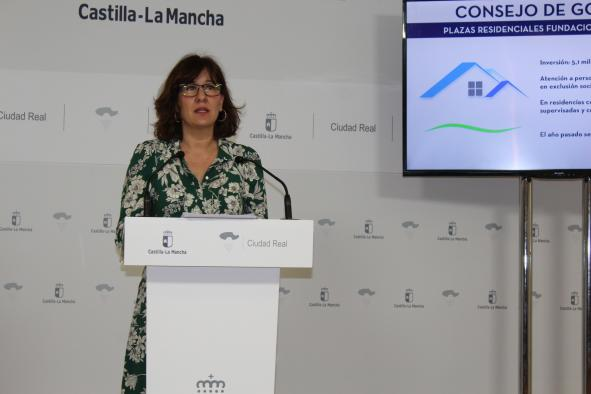 El Gobierno regional destinará 5,1 millones de euros a plazas residenciales para personas con problemas de salud mental o en exclusión social