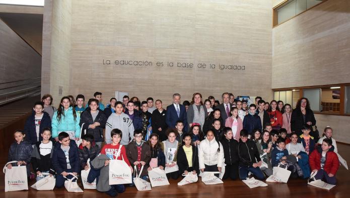 Gobierno regional y Puy du Fou ponen en marcha la segunda edición del concurso para escolares 'Cuéntanos tu sueño de Toledo'
