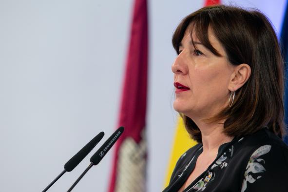 Blanca Fernández en Consejo de Gobierno (y III)