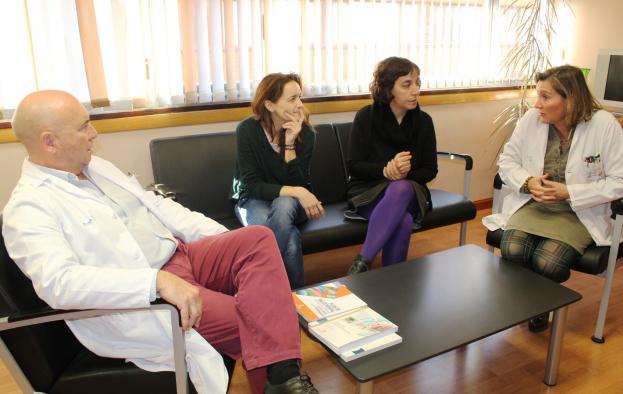 El Hospital de Guadalajara y Los Payapeutas amplían su colaboración llevando sus visitas a los pacientes de Rehabilitación y Oncología