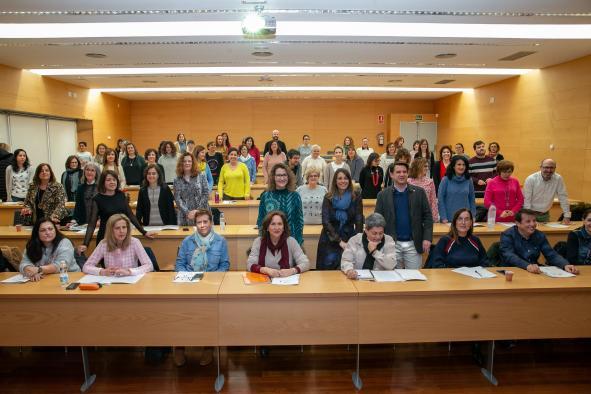 El Gobierno de Castilla-La Mancha forma a 70 trabajadores de los 53 centros de mayores de la región que conforman la red pública de la Junta