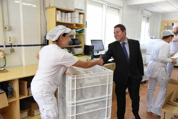 Visita a la empresa 'Rincón del Segura'