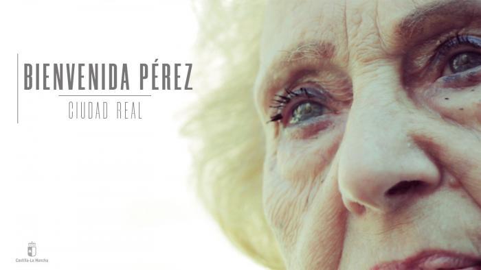 El Gobierno de Castilla-La Mancha reconocerá a la ciudadrealeña Bienvenida Pérez por su gran contribución en materia de Igualdad