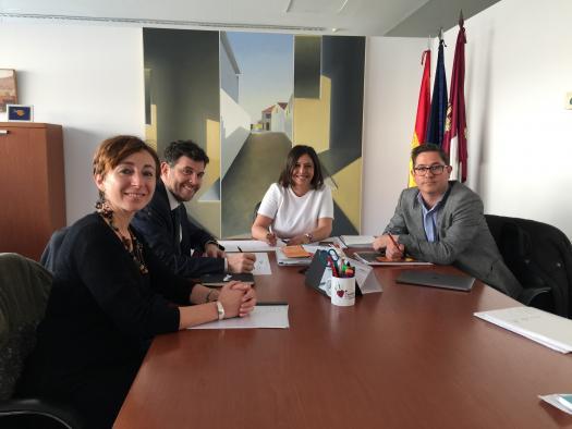 El Ministerio de Cultura se interesa por la Ley de Mecenazgo Cultural de Castilla-La Mancha