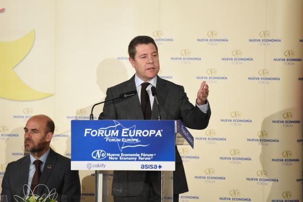 Desayuno Nueva Economía Forum en el Casino Gran Círculo