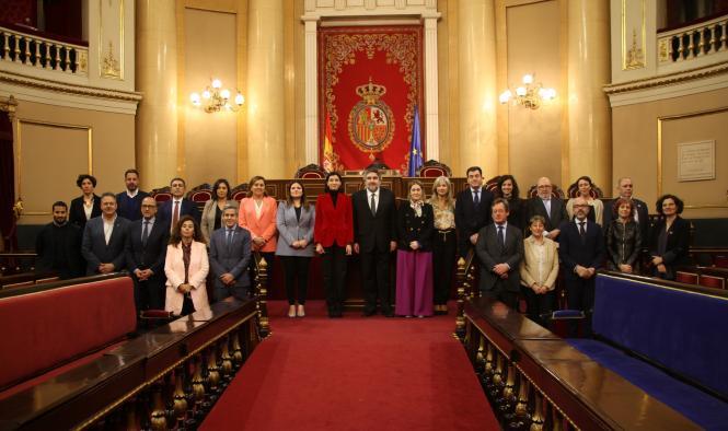 Castilla-La Mancha escucha las líneas de trabajo del Ministerio de Cultura y muestra su apoyo a las políticas que plantea encaminadas a luchar contra la despoblación