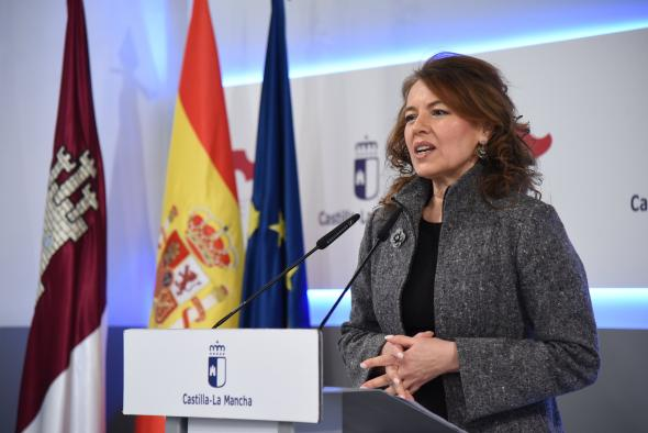 El Gobierno de Castilla-La Mancha solicita al Estado una financiación adecuada para el Sistema de Dependencia