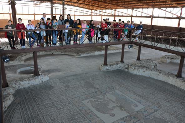 El Gobierno regional va a invertir cerca de medio millón de euros este año en el Parque Arqueológico de Carranque