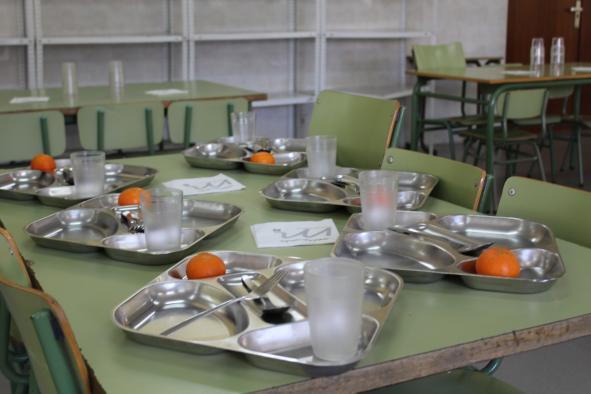 A partir de mañana se podrán recoger alimentos para alumnos becados con la ayuda de comedor en centros educativos de 89 municipios de la provincia de Toledo