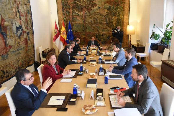Consejo de Gobierno extraordinario (26 marzo)