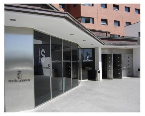 La Gerencia de Atención Integrada habilita una cuarta zona en el Hospital de Ciudad Real para pacientes críticos con quince camas