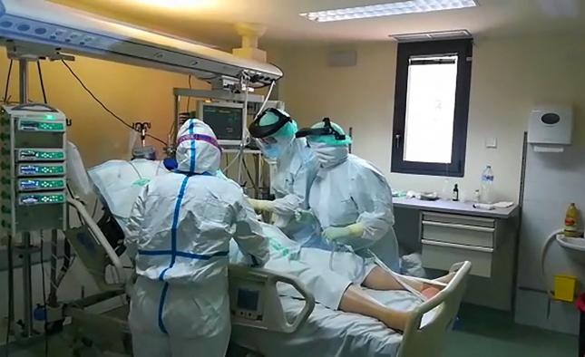 Los hospitales de Castilla-La Mancha ya han logrado extubar a 26 pacientes afectados por Covid-19