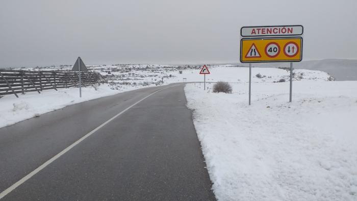 Actuaciones dispositivo vialidad invernal