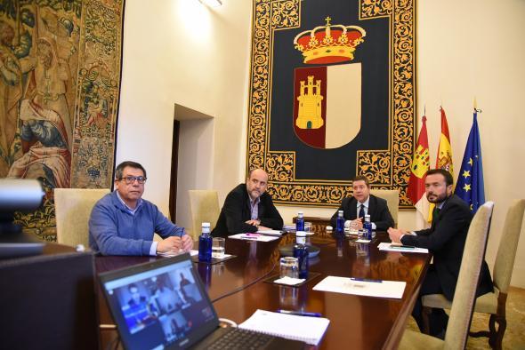 Rueda de prensa del Consejo de Gobierno (Desarrollo Sostenible)