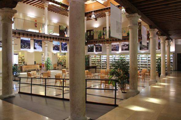 Programación Biblioteca Guadalajara abril