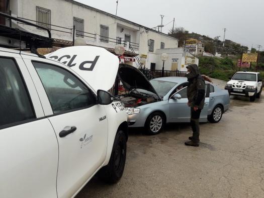 Balance de actuaciones del cuerpo de agentes medioambientales en Albacete