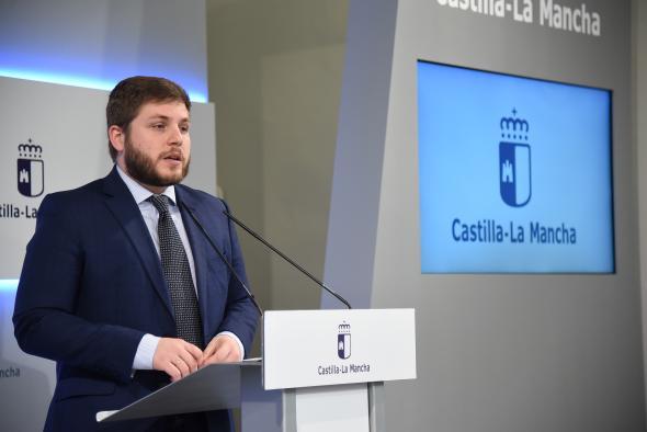 Rueda de prensa del Consejo de Gobierno extraordinario (2 de abril) (Fomento)