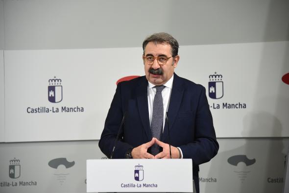 Rueda de prensa sobre la reunión con los representantes de los partidos políticos de las Cortes (Sanidad) (2)