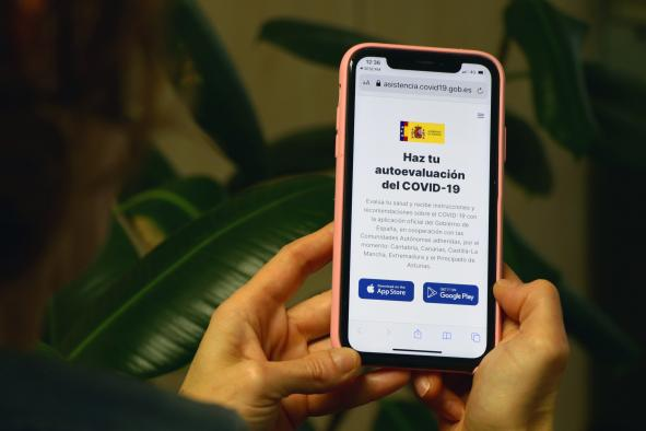 El SESCAM habilita el acceso desde su web y App de cita previa a la aplicación móvil oficial de autoevaluación e información del Covid-19