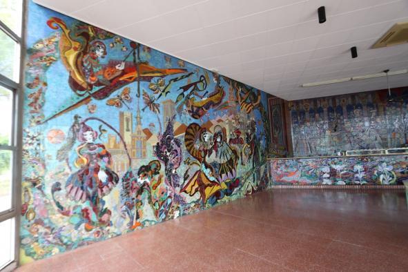 Los IES Santa María de Alarcos (Ciudad Real) y Universidad Laboral (Toledo) declarados nuevos institutos históricos por el Gobierno regional