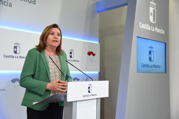 Comparecencia Consejo de Gobierno de Castilla-La Mancha (Educación)