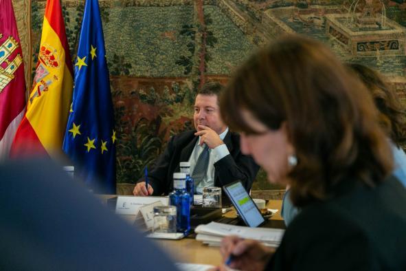 Consejo de Gobierno de Castilla-La Mancha (5 de mayo)
