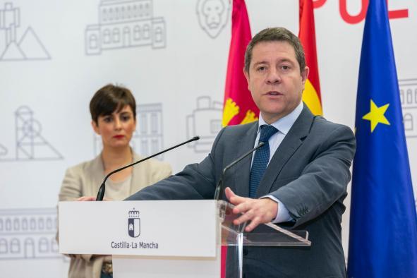 Reunión con la alcaldesa de Puertollano (II)