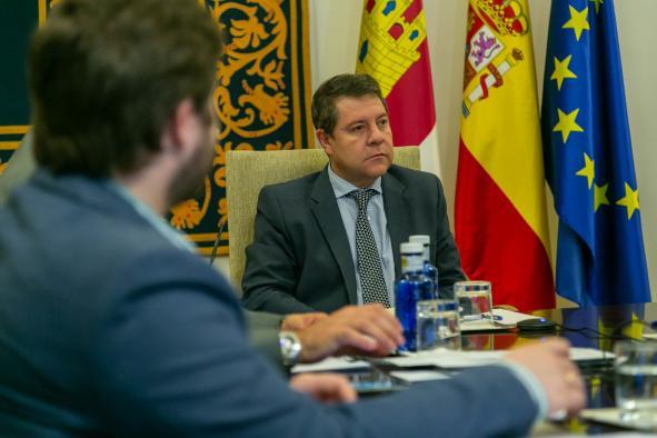 Videoconferencia de presidentes autonómicos para abordar el problema del coronavirus