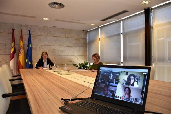 El Gobierno de Castilla-La Mancha coordina con FEDACAM la adaptación de su actividad con motivo de la COVID-19