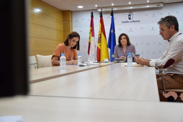 El Gobierno regional y Euro-Toques intensifican su esfuerzo común por la promoción de la gastronomía de Castilla-La Mancha
