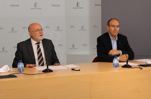 Pedro Antonio Ruiz Santos y Nicolás Merino- Ayudas Autónomos y Micropymes
