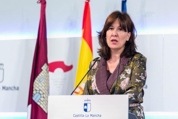 Rueda de Prensa del Consejo de Gobierno de Castilla-La Mancha (16 de junio) (I)